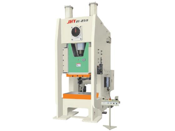 JFY21/JHY21 series semi-straight side with high performance and fixed bed press